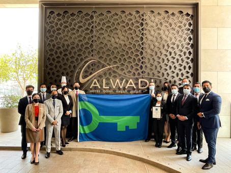 Alwadi Hotel MGallery Awarded Green Key Certification