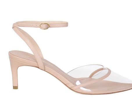 Beyoncé wears the  famous 'Dassy' in a sling back heels by designer Andrea Wazen