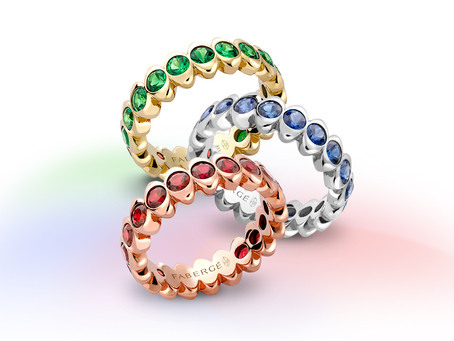 Fabergé Launches Cosmic Curve