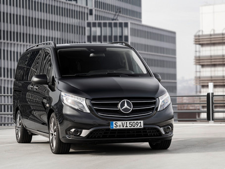 The Mercedes-Benz Vito tourer.. The versatile and real professional multipurpose mid-size vans
