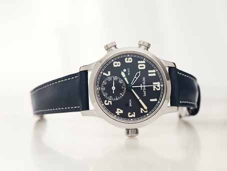 Patek Philippe extends its family of pilot-style watches