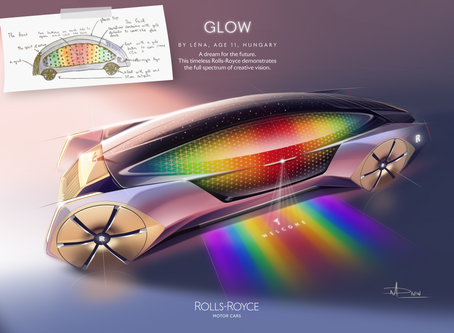 WINNERS REVEALED IN WORLDWIDE ROLLS-ROYCE YOUNG DESIGNER COMPETITION