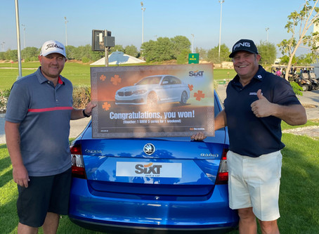 Innovative SIXT Appeal Golf Tournament at Education City Golf Club