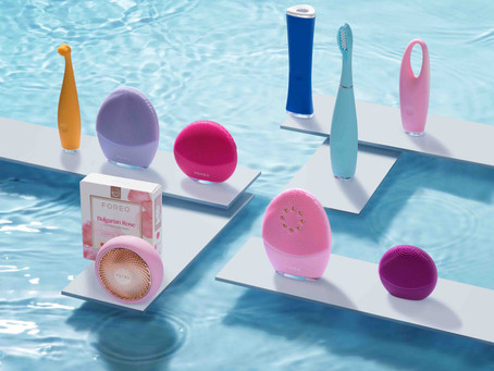 FOREO'S TIPS TO HELP YOUR SKIN BEAT THE HEAT