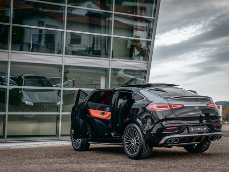 HOFELE does it again… Mercedes-AMG GLE 53 Coupé – enhanced by HOFELE-Design GmbH