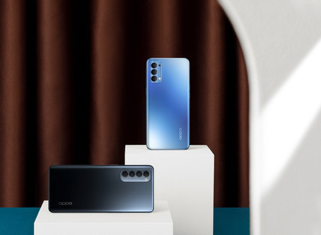 OPPO Reno4 series on sale now in Middle East