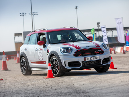 Alfardan Automobiles hosts an iconic 2020 MINI Day Out