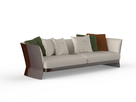 BENTLEY HOME - NEW FURNITURE COLLECTION BRINGS HARMONY WITH A HUMAN TOUCH INTO YOUR HOME