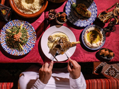 Rediscover Dining This Ramadan With Marriott International
