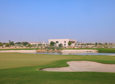 Education City Golf Club's Monthly Medal by The Hub Marquis Results