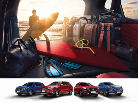 Auto Class Cars presents amazing summer offer on All SUV range of MG Vehicles.