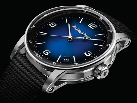 NEW SMOKED BLUE EDITIONS JOIN THE CODE 11.59 BY AUDEMARS PIGUET COLLECTION