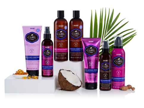 HASK - Wash Day Essentials: The Only Collection You'll Need for Perfect Curls