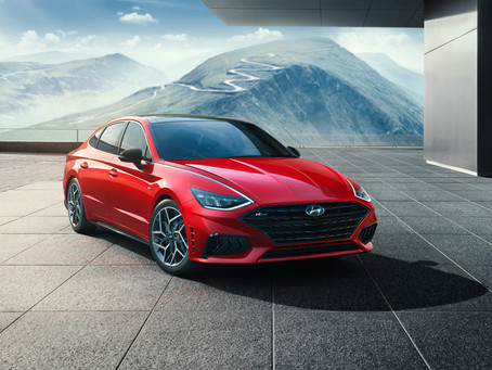 Hyundai Unveils 2021 Sonata N Line offering Unprecedented Sportiness and Performance
