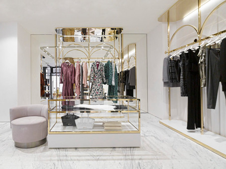 Genny opens its new boutique in Milan city centre