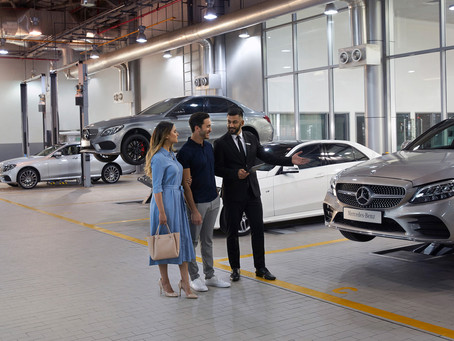 Nasser Bin Khaled Automobiles launches Mercedes-Benz Service Week