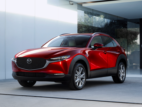INTRODUCING THE FIRST EVER MAZDA CX-30 – ENGINEERED TO PERFECTION