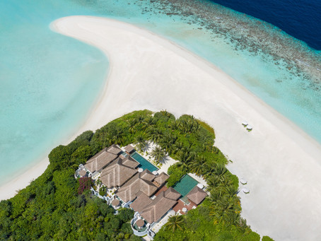 Anantara Kihavah Maldives Villas Unveils Collection of Expansive Private Pool Residences