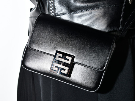 GIVENCHY UNVEILS SPECIAL EDITIONS OF THE SIGNATURE 4G BAG FOR FALL-WINTER 2021
