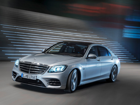 Mercedes-Benz S-Class … The best car in the world and The ultimate in modern luxury