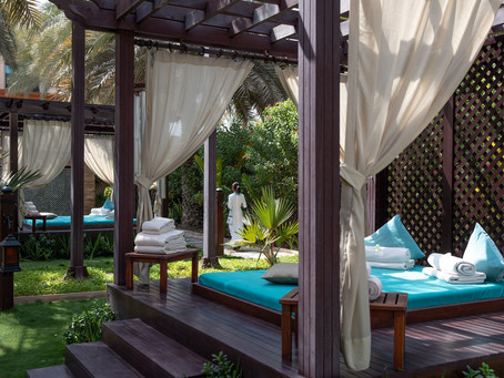 REJUVENATE YOUR MIND, BODY AND SOUL WITH TALISE SPA'S EXCEPTIONAL TREATMENTS AT JUMEIRAH AL QASR
