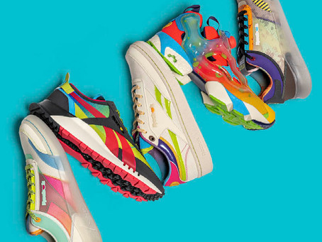Reebok and Jelly Belly Deliver Some Serious Eye Candy with a Line of Bold Sneakers