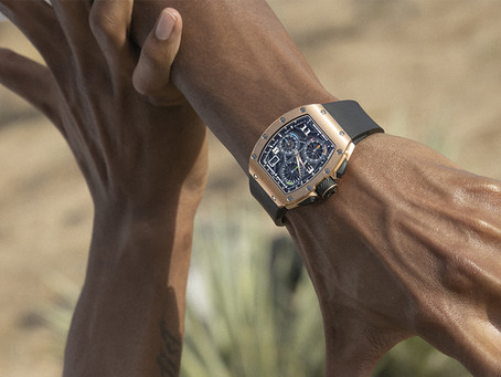 Richard Mille - RM 72-01 LIFESTYLE IN-HOUSE CHRONOGRAPH