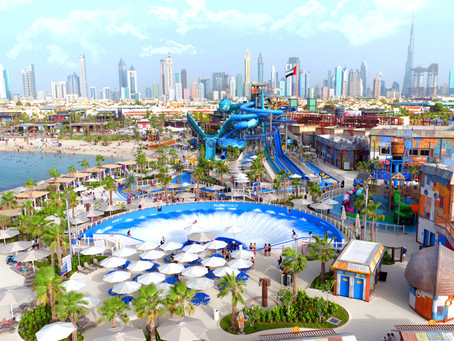 MAKE A SPLASH WITH THE ULTIMATE WATERPARK STAYCATION AT TWO OF DUBAI'S NEWEST HOTELS