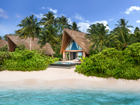 The St. Regis Maldives Vommuli Resort Introduces Private Island Experience for Group Travelers