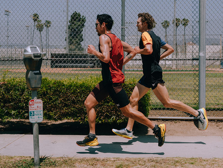 MR PORTER AND DISTRICT VISION LAUNCH EXCLUSIVE MINDFUL RUNNING CAPSULE COLLECTION