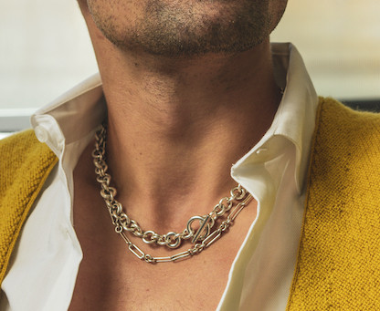 MATCHESFASHION LAUNCHES NEW MENSWEAR JEWELLERY BRANDS