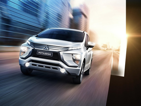 The all-new Mitsubishi Xpander SUV.. Your Versatile 7-Seat SUV Perfect Choice