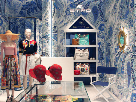 ETRO LANDS IN FORTE DEI MARMI WITH A POP-UP STORE