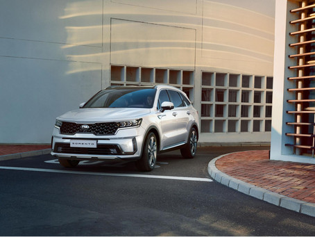 Globally Admired Kia Sorento Lands in Africa and the Middle East
