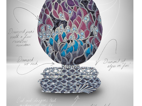 Fabergé Hatches Game of Thrones Collaboration