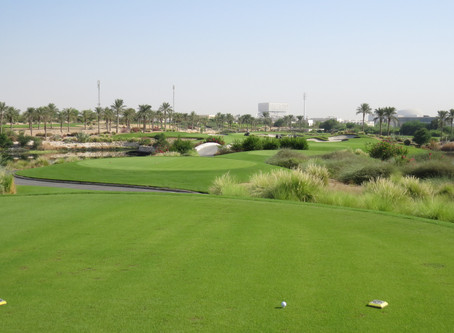 Education City Golf Club Hotelier Golf Series Results