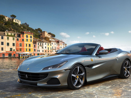 Ferrari Portofino M Is A Convertible With An 8-Speed Gearbox And More Power