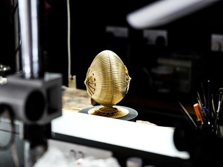 Fabergé Unveils the Centenary Egg