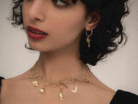 MKS Jewellery Presents the 'Keepsakes' Collection