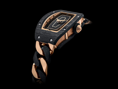 RICHARD MILLE - TWO NEW EMBODIMENTS JOIN THE RM 07-01 AUTOMATIC COLLECTION
