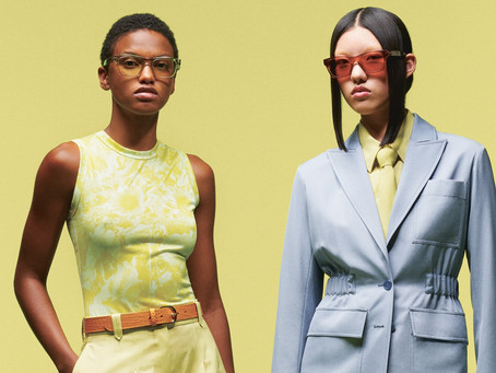 PAUL SMITH PRESENTS WOMEN'S SS22 COLLECTION IN PARIS