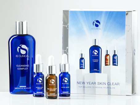Achieve Your Best Skin with iS Clinical's New Year Skin Clear Kit