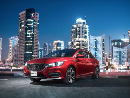MG Qatar presents its special offer on MG 6 sedan