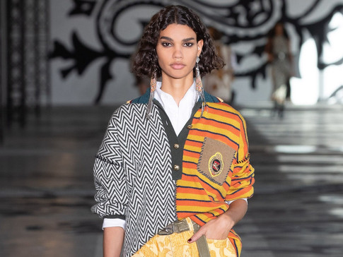 ETRO - WOMEN'S FALL WINTER 2021/22 COLLECTION