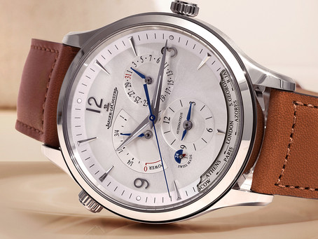 JAEGER-LECOULTRE - A FATHER'S DAY GIFT GUIDE FROM THE WATCHMAKER OF WATCHMAKERS