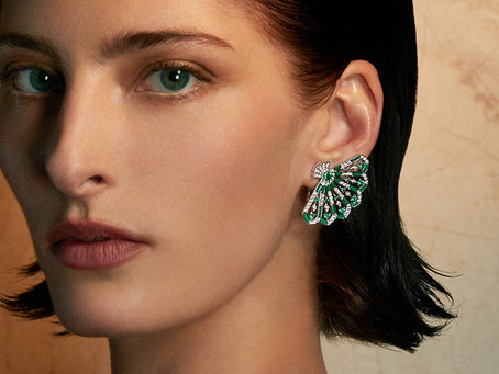 Garrard's new Fanfare Symphony jewels bring a bold new look to a much-loved collection