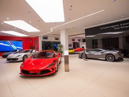 Alfardan Sports Motors  Provides Sports Cars Afficionados in Qatar with a revamped home of Ferrari