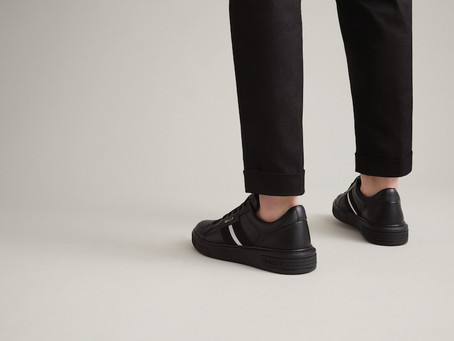 New Styles in the Best-Selling Bally Lift Sneaker Collection - Men SS21