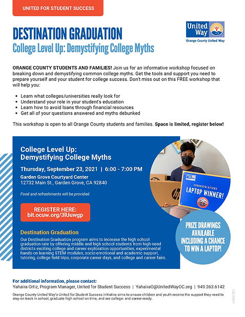 U4SS_Destination Graduation_College Level Up - Demystifying College Myths.jpg