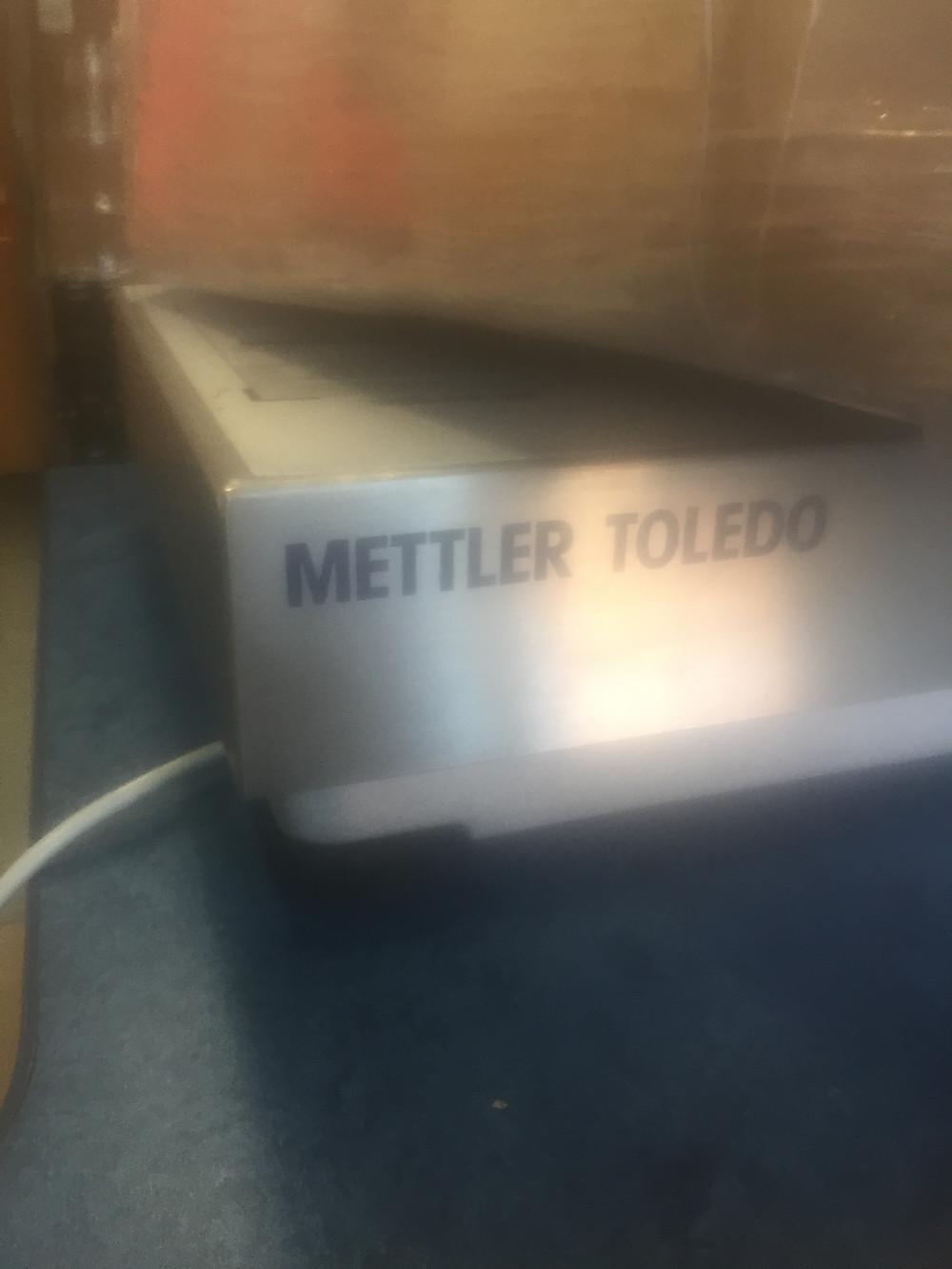 Ohio Toledo Mettler steel